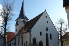 Kirche Kirchheim Aussenansicht