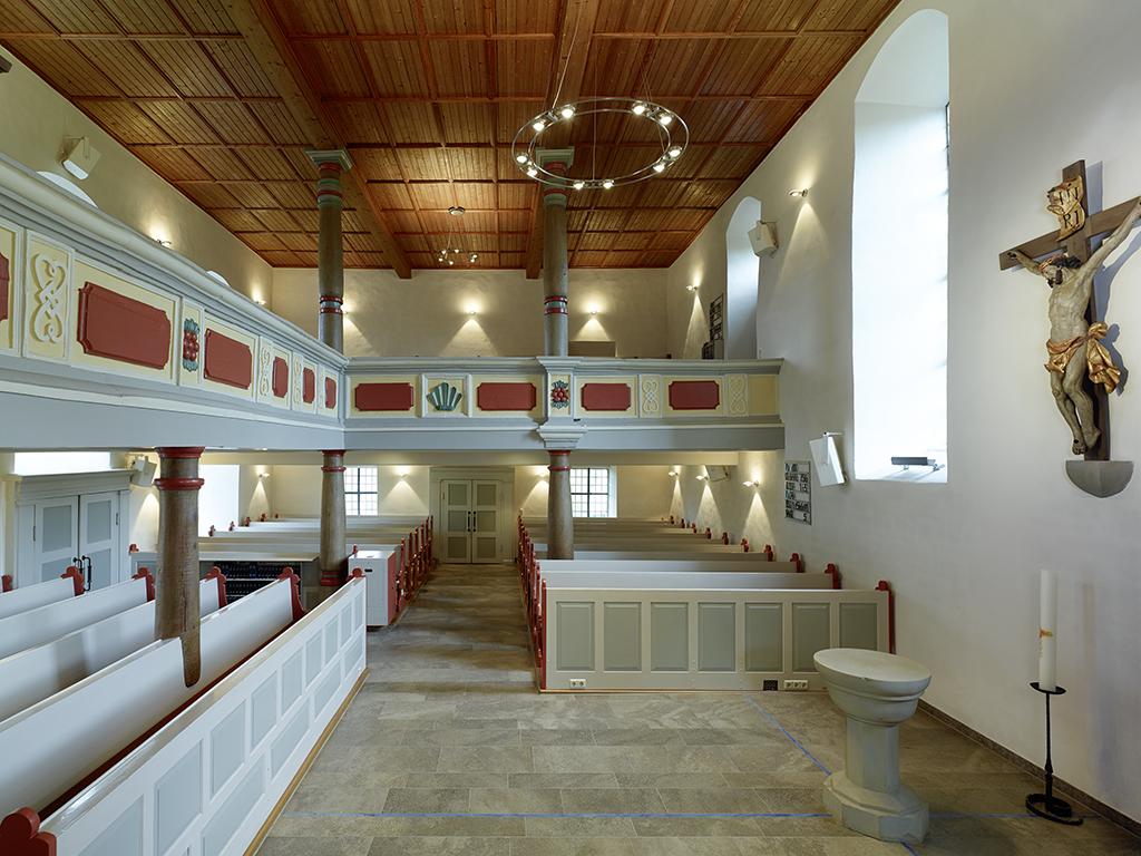 Evangelische Kirche Lampoltshausen, Übersicht WPK
