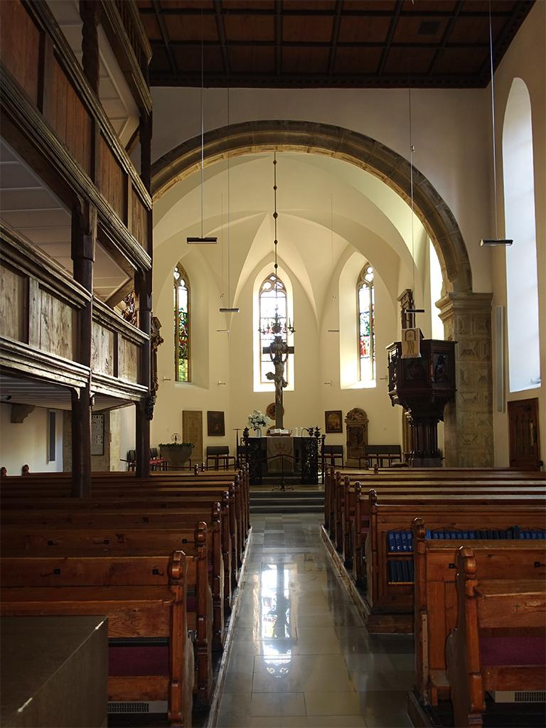 Kirche Neuenstadt