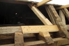 Kiche Neuenstadt Anplattungen Instandsetzung Dachstuhl