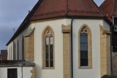 Kirche Neuenstadt Ost Fassade