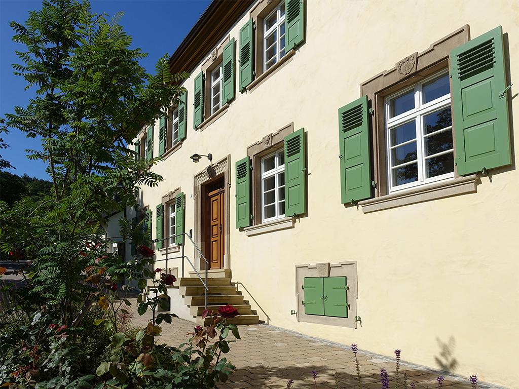 Gemeindehaus Dahenfeld