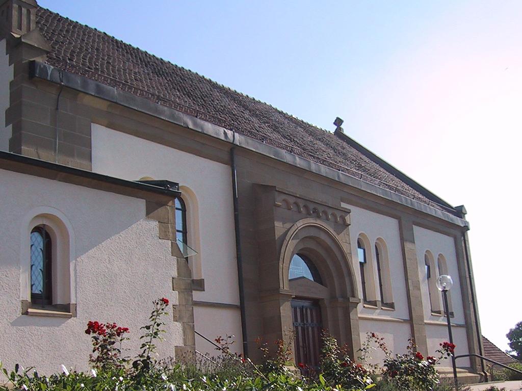 Kirche Bachenau, Nordseite