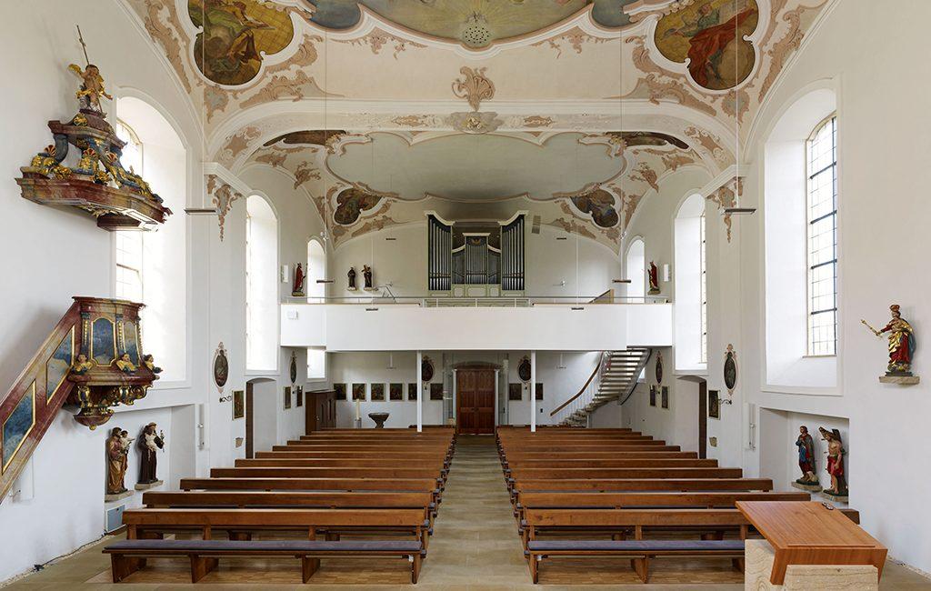 Katholische Kirche in Dahenfeld