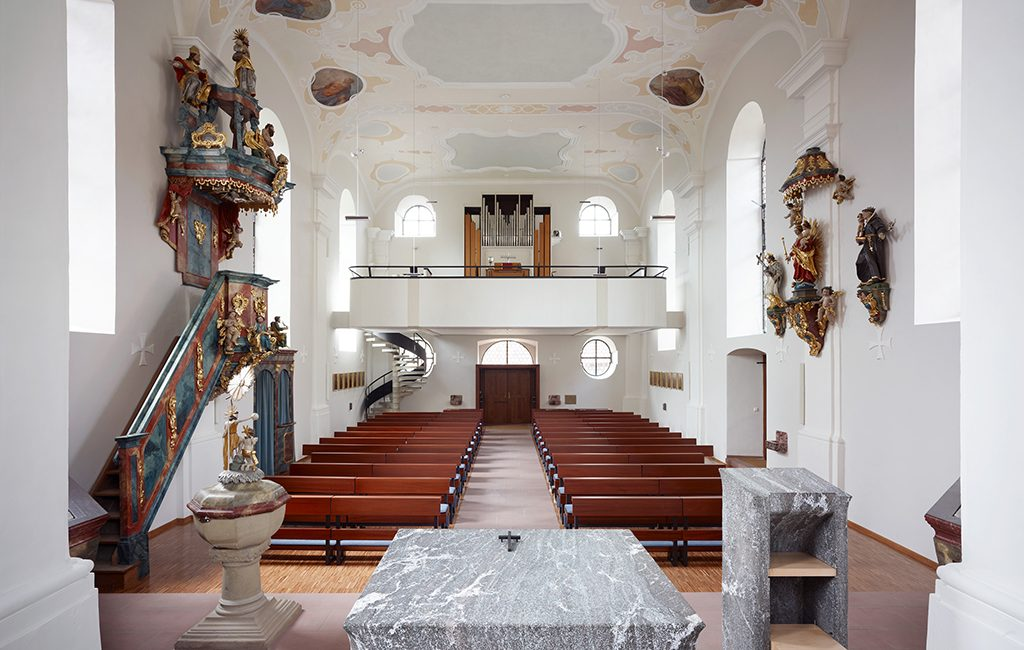 Katholische Kirche in Duttenberg