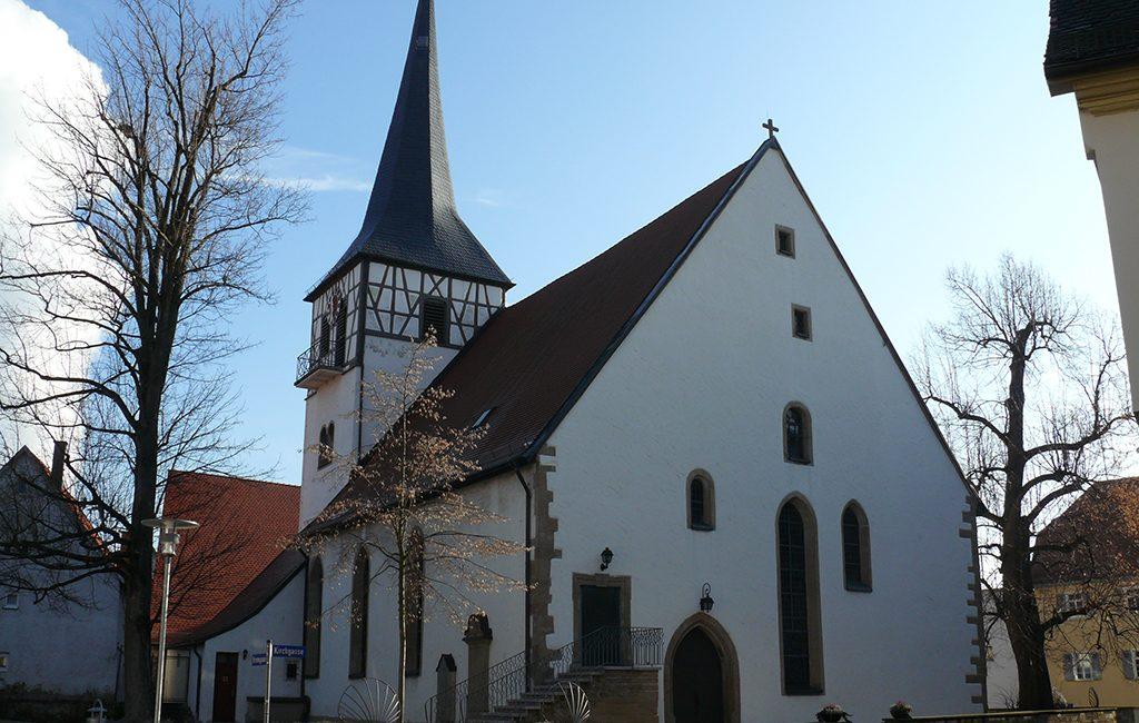 Evangelische Kirche in Kirchheim
