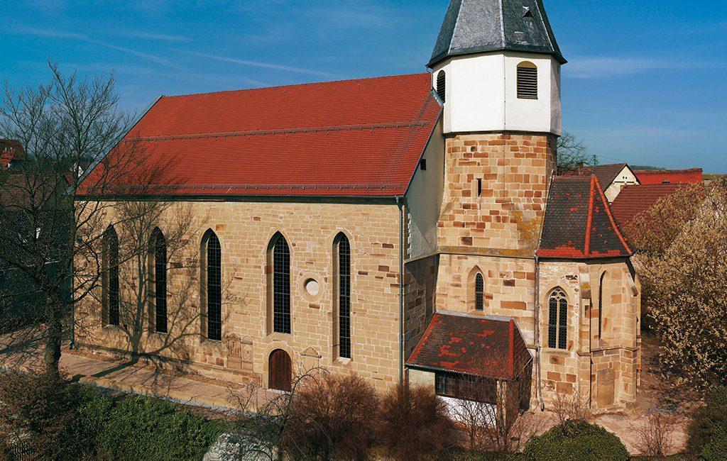Evangelische Kirche in Waldbach