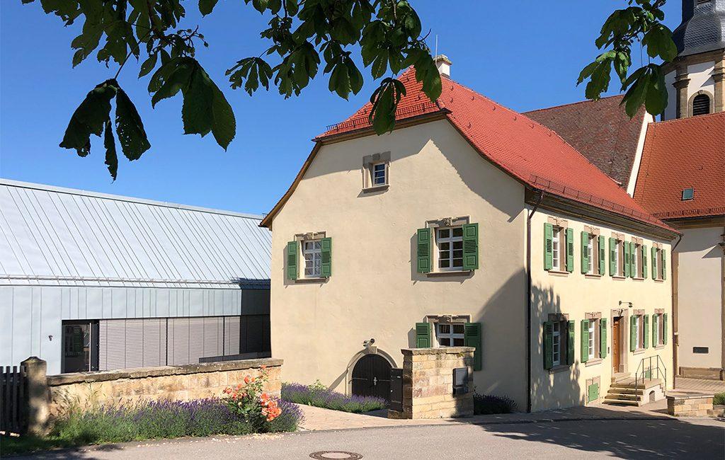 Gemeindehaus in Dahenfeld